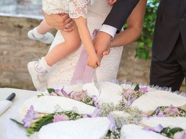 Il matrimonio di Mirko e Francesca a Ferrara, Ferrara 63