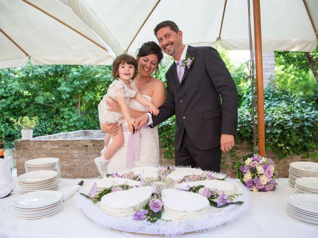 Il matrimonio di Mirko e Francesca a Ferrara, Ferrara 64