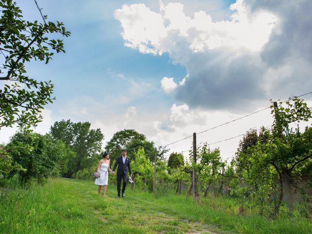 Il matrimonio di Mirko e Francesca a Ferrara, Ferrara 67