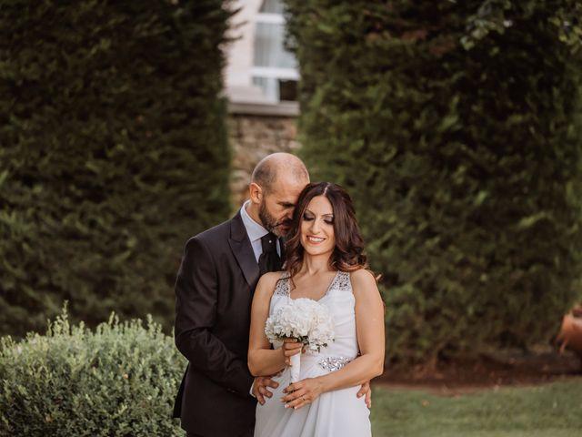 Le nozze di Saverio e Giovanna