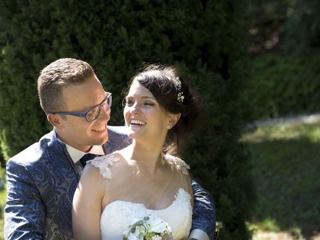 le nozze di Stefania e Giacomo