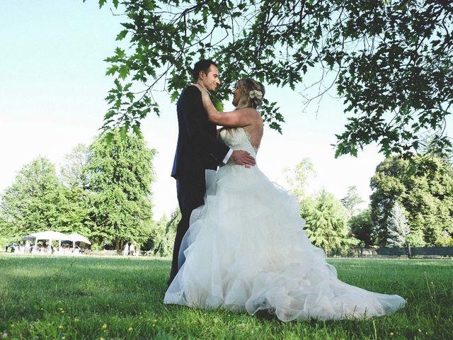 Le nozze di Sabrina e Mirko