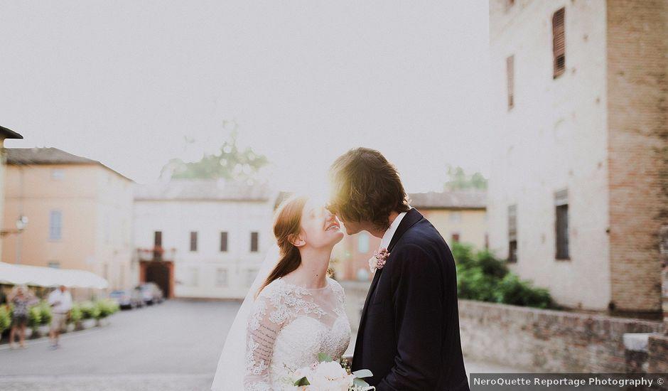 Il matrimonio di Giacomo e Erica a Soragna, Parma