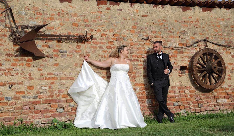 Il matrimonio di Roberto e Annalisa a Montafia, Asti