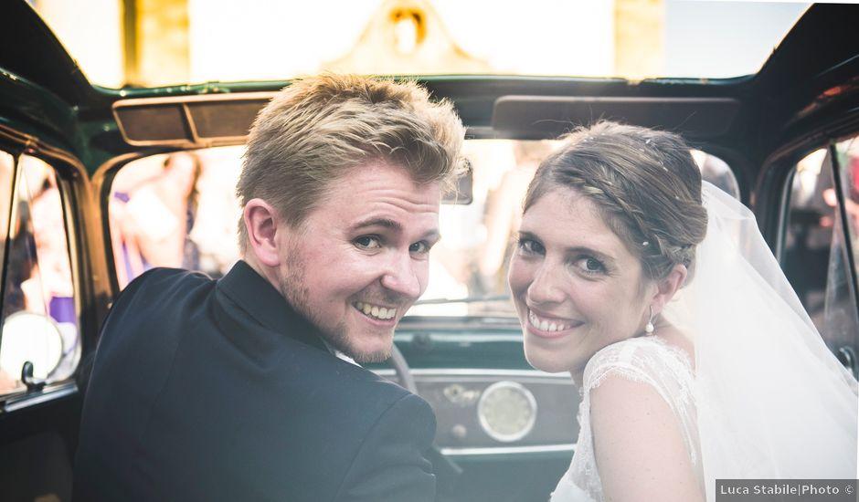 Il matrimonio di Paul e Ilaria a Marsala, Trapani