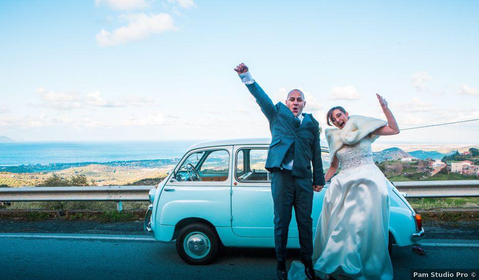 Il matrimonio di Giuseppe e Cristina a Tripi, Messina