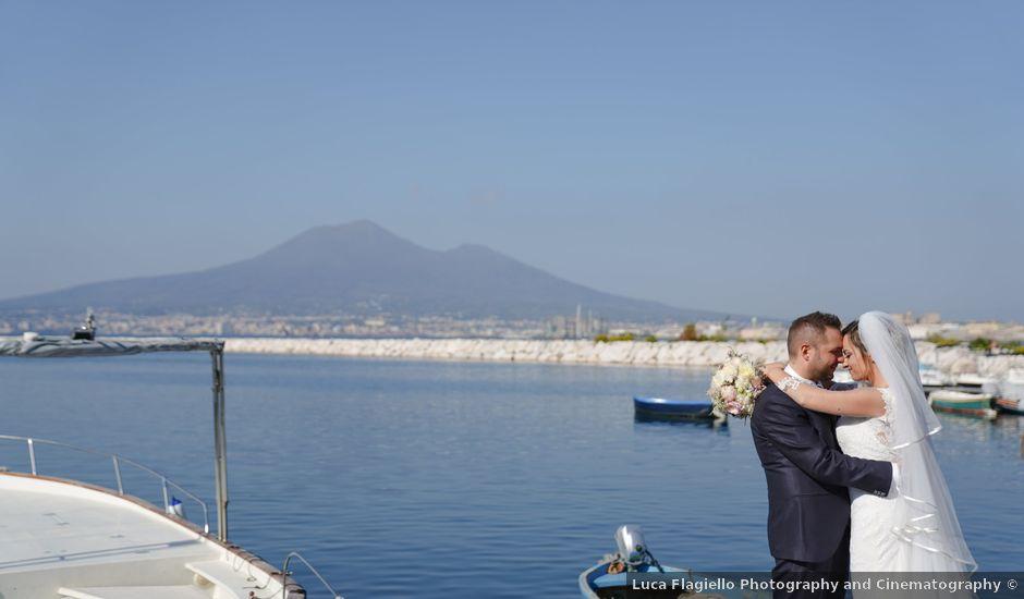 Il matrimonio di Mena e Marco a Agerola, Napoli