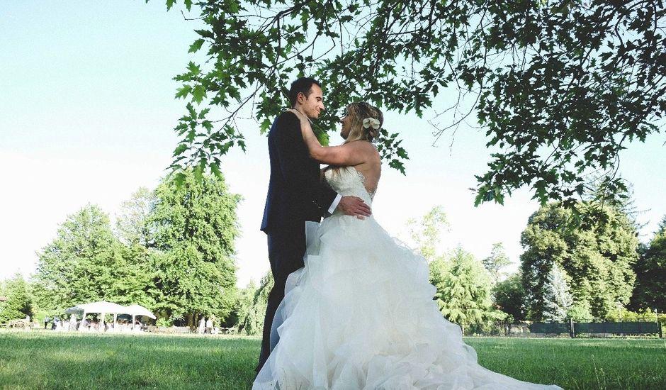 Il matrimonio di Mirko e Sabrina a Magnago, Milano