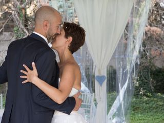 Le nozze di Luana e Stefano