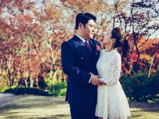 Le nozze di Lee e Bang