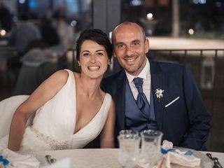 Le nozze di Fabrizio e Francesca