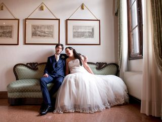 Le nozze di Chiara e Axel