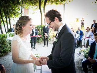 Le nozze di Caroline e Ruggero