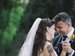 Le nozze di Marta e Claudio