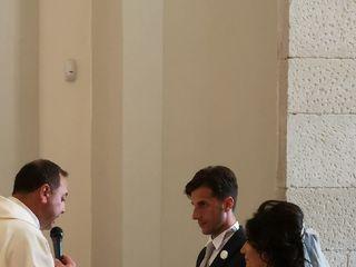 Le nozze di Maria e Fabio 3