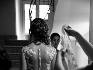 Le nozze di Francesca e Piero 1