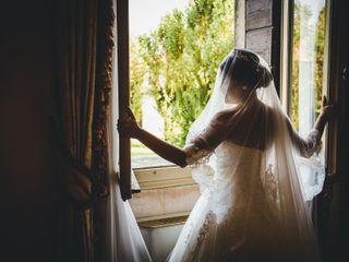 Le nozze di Victoria e Raffaele