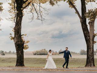 Le nozze di Sabrina e Filippo