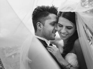 Le nozze di Michela e Stefano