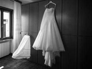 le nozze di Erika e Oro 1