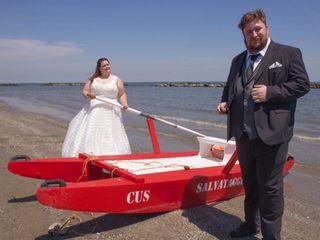 Le nozze di Alizia e Mirko