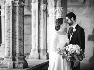 Le nozze di Marie-lys e Giulio 1