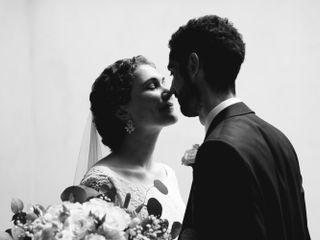 Le nozze di Marie-lys e Giulio