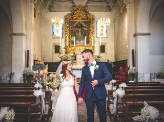 Le nozze di Clara e Nicola