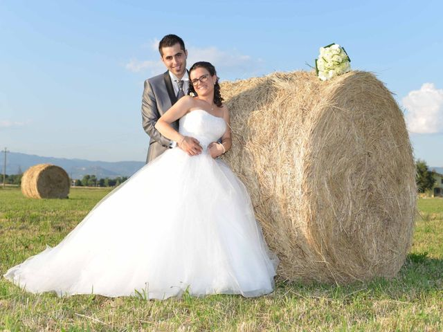 Le nozze di Sheila e Mirco
