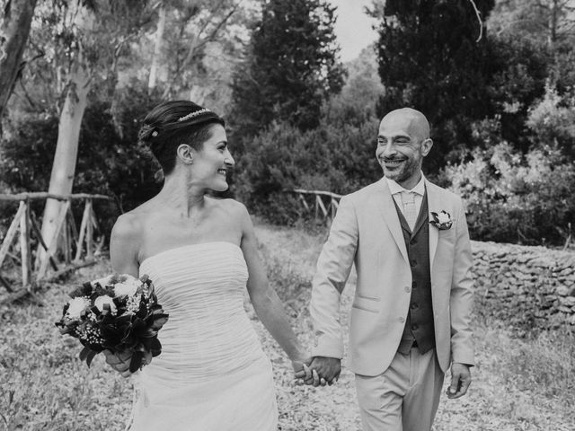 le nozze di Pamela e Gigi