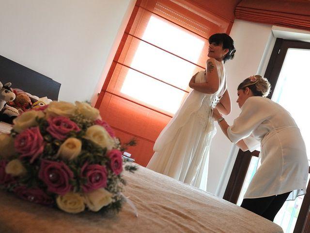 Il matrimonio di Andrea e Francesca a Rivoli, Torino 10