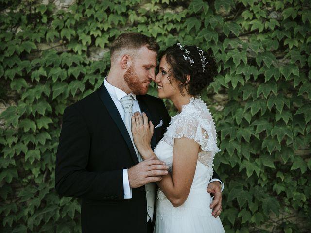 Le nozze di Federica e Danilo