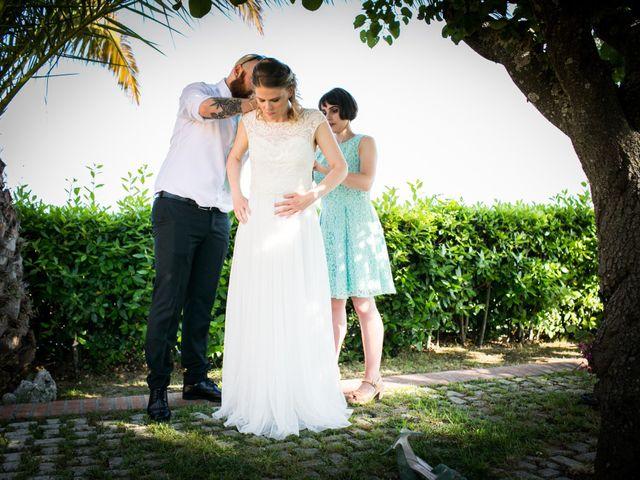Il matrimonio di Ruggero e Caroline a Sirolo, Ancona 45