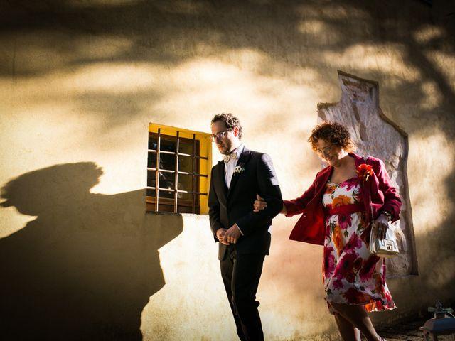 Il matrimonio di Ruggero e Caroline a Sirolo, Ancona 49