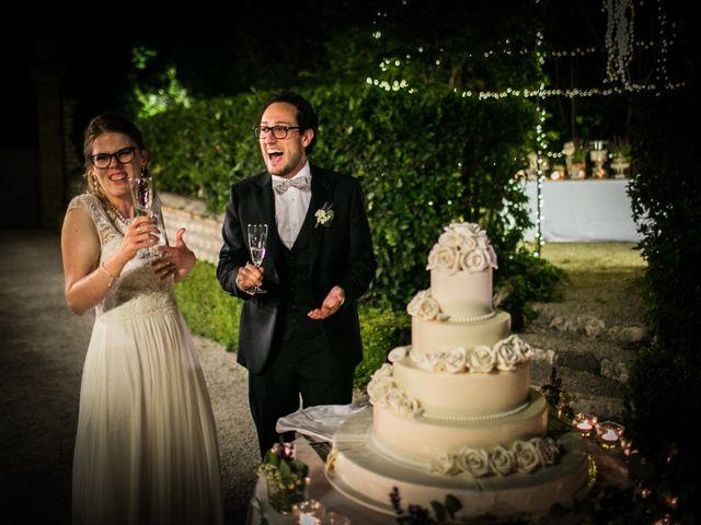 Il matrimonio di Ruggero e Caroline a Sirolo, Ancona 56