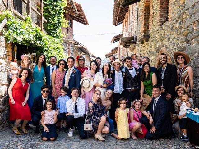 Il matrimonio di Roberto e Giulia a Cossato, Biella 1