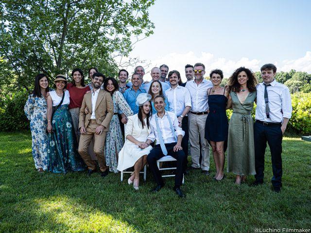 Il matrimonio di Roberto e Giulia a Cossato, Biella 3