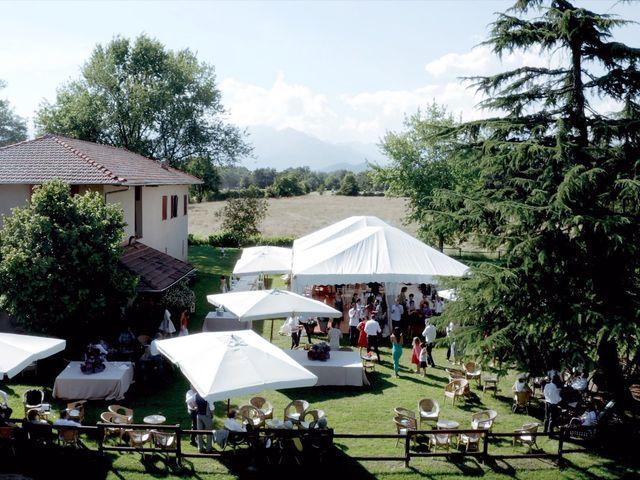 Il matrimonio di Roberto e Giulia a Cossato, Biella 10