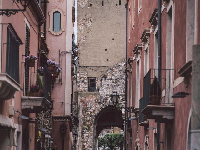 Il matrimonio di Joe e Vadicel a Taormina, Messina 3