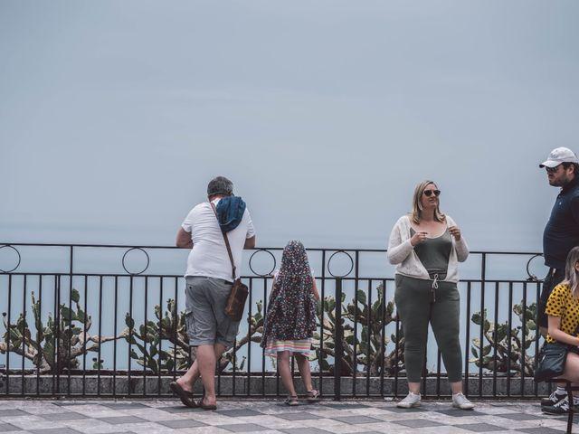 Il matrimonio di Joe e Vadicel a Taormina, Messina 5