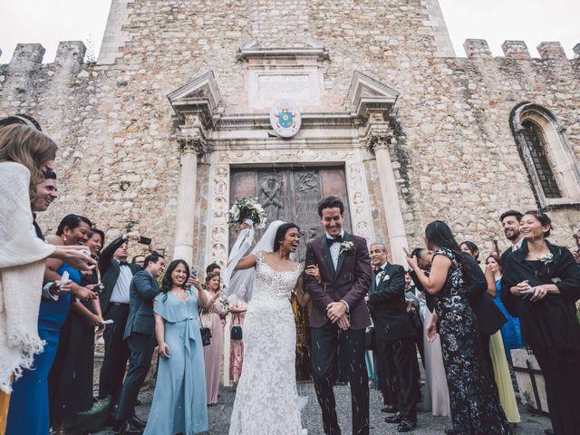 Il matrimonio di Joe e Vadicel a Taormina, Messina 37