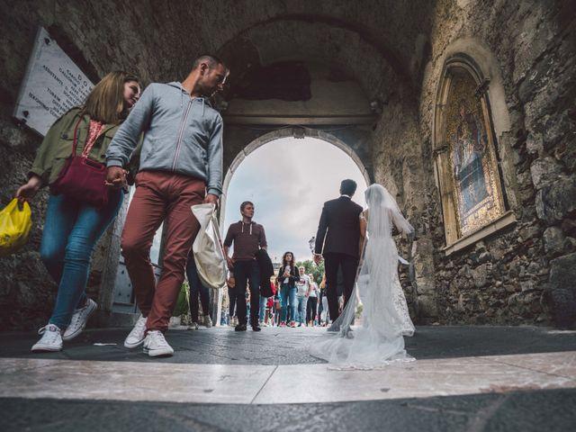 Il matrimonio di Joe e Vadicel a Taormina, Messina 40