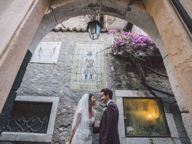 Il matrimonio di Joe e Vadicel a Taormina, Messina 48