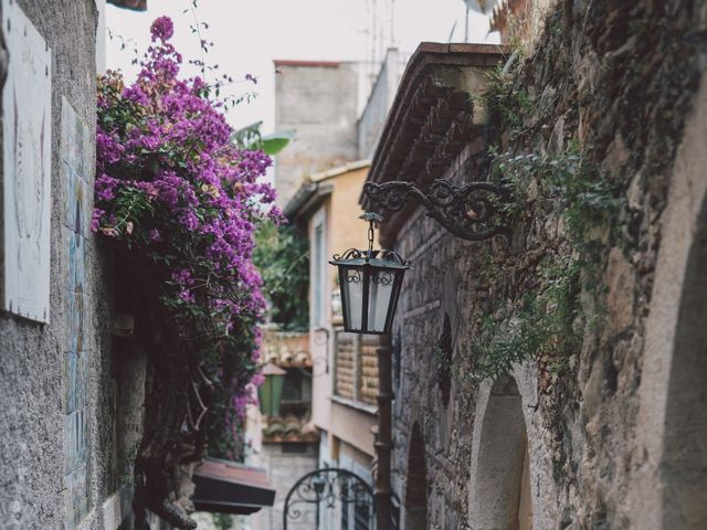 Il matrimonio di Joe e Vadicel a Taormina, Messina 49