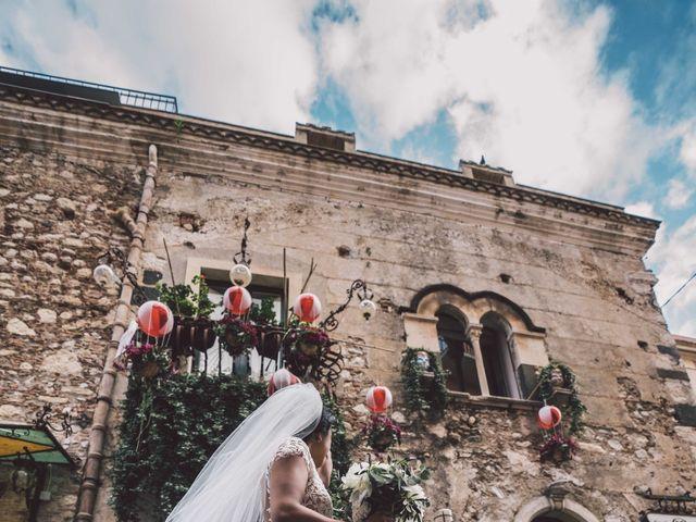 Il matrimonio di Joe e Vadicel a Taormina, Messina 51