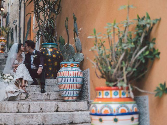 Il matrimonio di Joe e Vadicel a Taormina, Messina 52