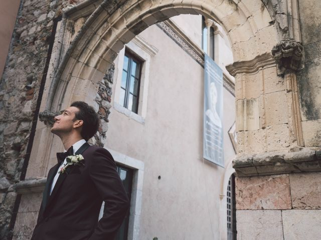 Il matrimonio di Joe e Vadicel a Taormina, Messina 55
