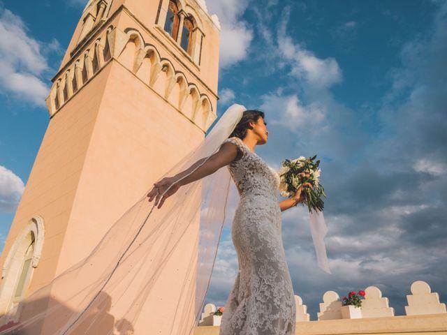 Il matrimonio di Joe e Vadicel a Taormina, Messina 59