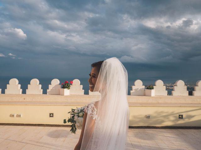 Il matrimonio di Joe e Vadicel a Taormina, Messina 60