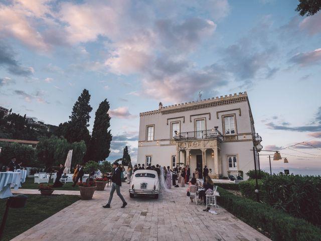 Il matrimonio di Joe e Vadicel a Taormina, Messina 62